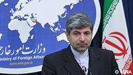 رامین مهمانپرست، سنخگوی وزارت خارجه جمهوری اسلامی ایران