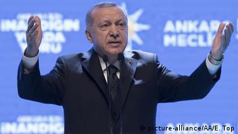 O Ερντογάν φοβάται το Μπάιντεν