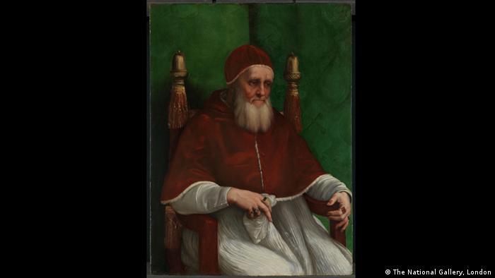 Портрет папы римского