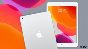 Gewinn Nutzeraktion iPad silver