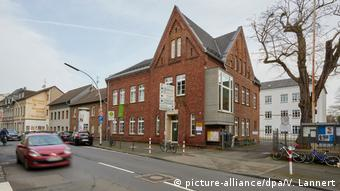 Deutschland Coronavirus - Clemens-August-Schule Bonn