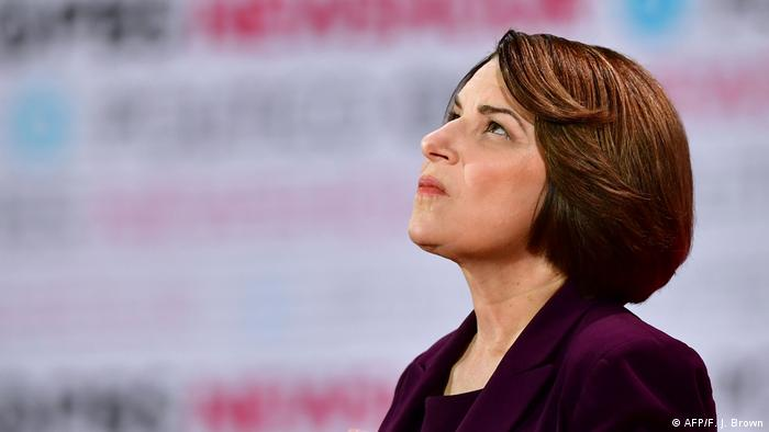 Amy Klobuchar (AFP/F. J. Brown)