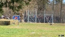 Griechenland Grenze zur Türkei bei Kastanies