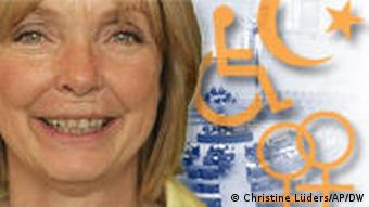christine lders head of germanys anti discrimination body - Christine Luders Lebenslauf