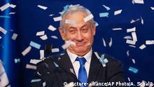 Parlamentswahl in Israel Sieger Likud Netanjahu