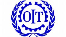 Logo Internationale Arbeitsorganisation (Spanisch OIT)