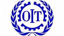 Logo Internationale Arbeitsorganisation (Spanisch OIT)