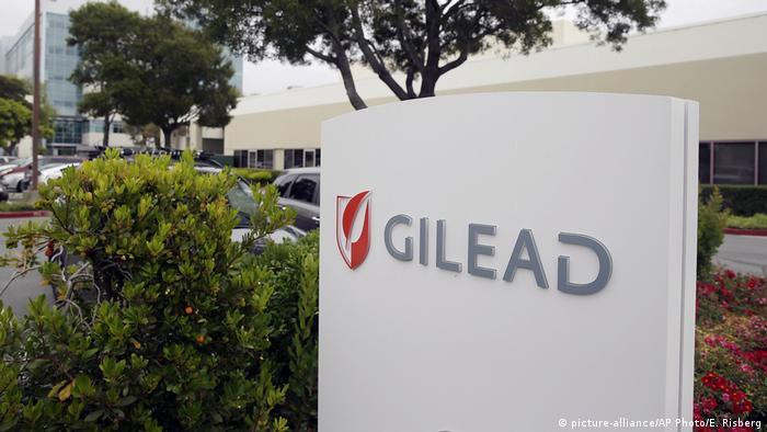 Gilead Sciences building