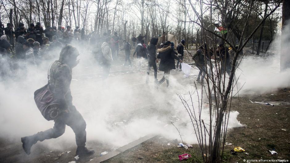 Af Örgütü: Türkiye-Yunan sınırında iki sığınmacı öldürüldü