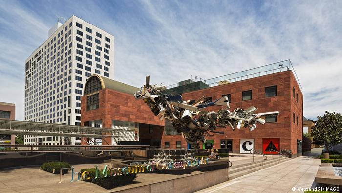 MOCA Museum of Contemporary Art in LA (Imago Images/Westend61)