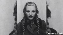 Ingeborg von Werstermann zu sehen- eine deutsche Fluechtlinge aus Gotenhafen, heut. Gdynia in Polen ### Ausschließlich im Zusammenhang mit der Doku 44 Jahre Knast ###