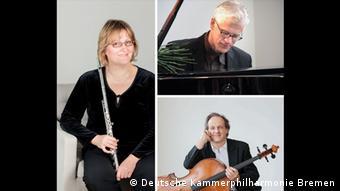 Trio of the Deutschen Kammerphilharmonie Bremen