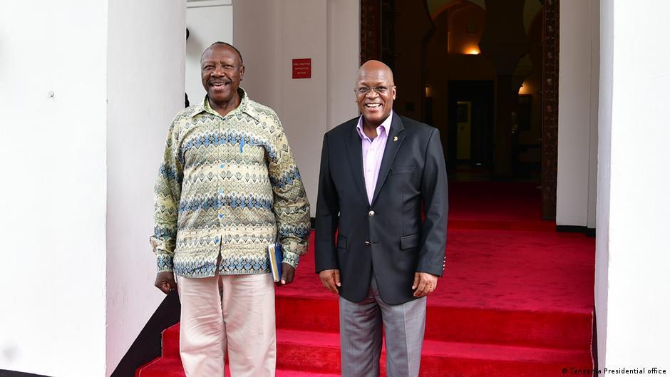 Tanzania: Magufuli akutana na viongozi wa upinzani | Matukio ya ...