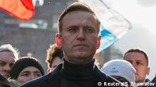 Russland Moskau | Alexei Nawalny, Oppositioneller & Aktivist