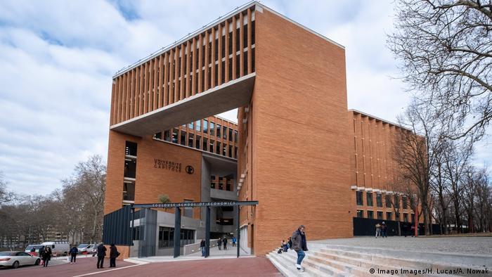 Gebäude der Toulouse School of Economics (Imago Images/H. Lucas/A. Nowak)