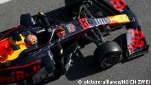 Formel 1 | Test in Barcelona Red Bull
