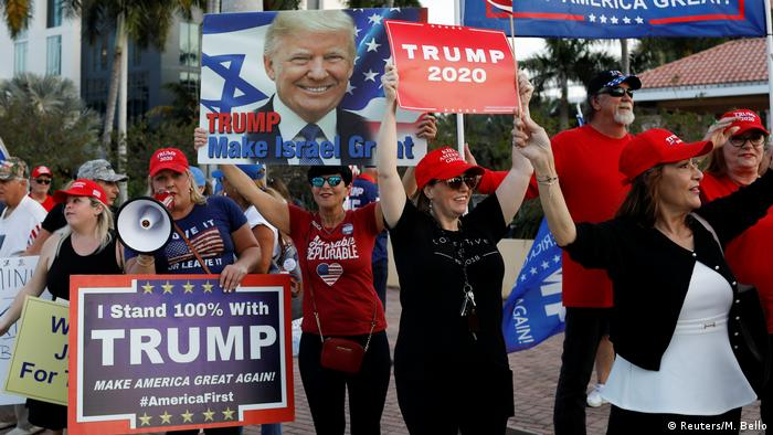 USA Super Tuesday | Trump-Fans in Florida