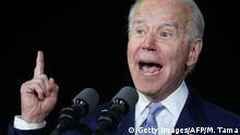 USA Super Tuesday | Joe Biden in Los Angeles