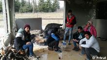 Flüchtlinge Türkei 04.03.2020, Mohamad Naderi und Mohamad Hossain Mohamadie aus Afghanistanmit ihren famlien. Sadt Edirne in der Türkei. wir haben das recht, die Bilder zu benutzen