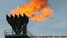Nigeria Gas Flaring