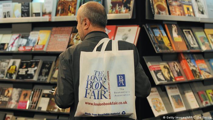 London Book Fair (Getty Images/AFP/C. De Souza)
