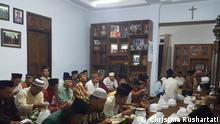 Toleranz in Indonesien zwischen Christen und Muslimen. Foto: Christina Rushartati