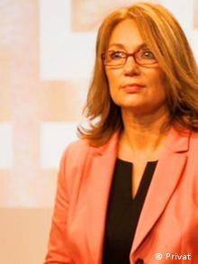 Deutschland Mirveta Derban Mrkalj, Cousine von Hamza Kurtovic (Privat )