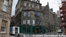 Schottland Edinburgh | Cafe The Elephant House (picture-alliance/dpa/D. Kalker)
