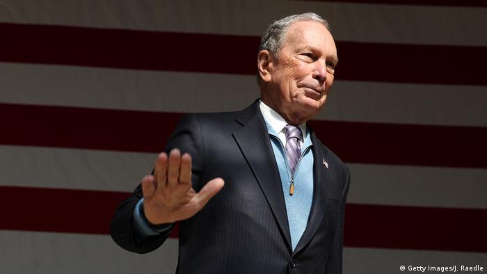 USA Houston | Michael Bloomberg (Getty Images/J. Raedle)