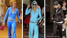 Britney Spears HOLLYWOOD, CA - February 14: Musician Britney Spears shops in Calypso at the Sunset Plaza on February 14, 2003 in Hollywood, California. (Photo by Frazer Harrison/Getty Images) Getty Images/F. Harrison Paris Hilton MELBOURNE, AUSTRALIA - DECEMBER 29: Socialite Paris Hilton waves as she arrives at Melbourne Airport on December 29, 2008 in Melbourne, Australia. (Photo by Kristian Dowling/Getty Images) Getty Images/K. Dowling Pop Queen Madonna leaves her gym club after a one hour work out in New York City, on July 31, 2007. Photo: Antoine Cau +++(c) dpa - Report+++ picture-alliance/dpa/Abaca