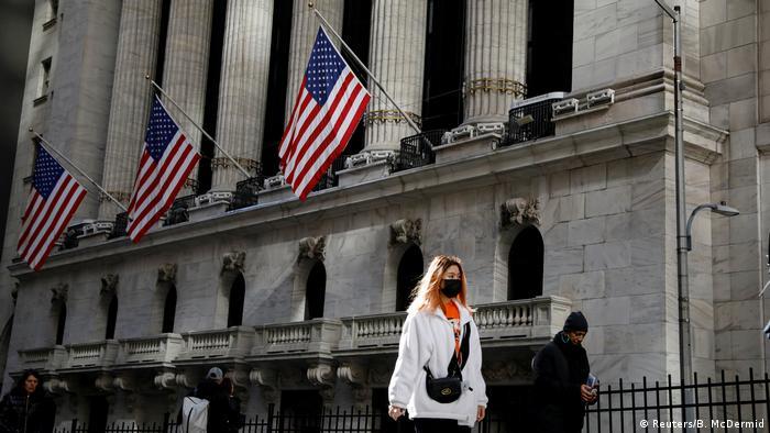 ABD'de işsizlik rekor kırabilir | EKONOMİ | DW | 26.03.2020