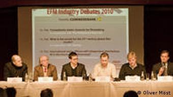 EFM Industry Debates 2010