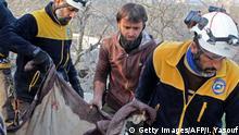 Syrien Idlib | Russischer Luftangriff tötet mindestens 15 Zivillsiten