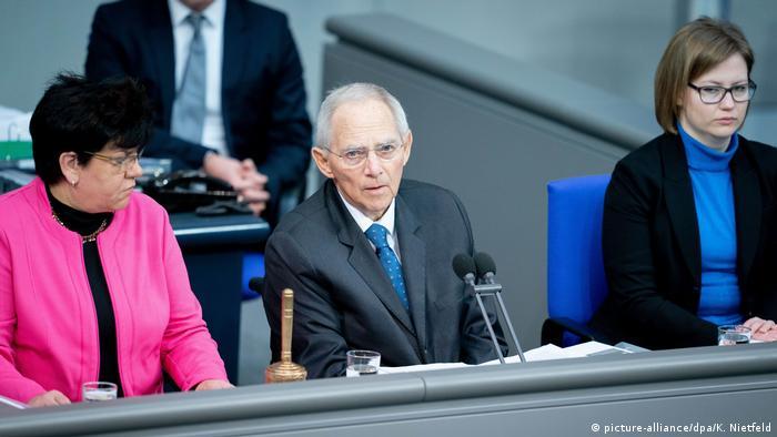 Berlin | Bundestagsdebatte zum Thema Kampf gegen Hass und rechter Terror in Deutschland