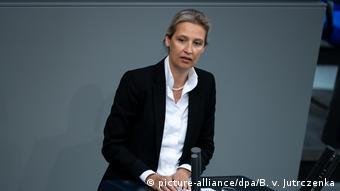 AfD'li Alice Weidel