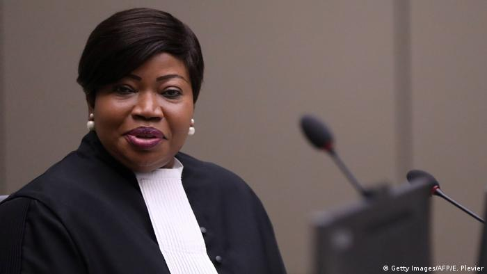 Fatou Bensouda at the ICC