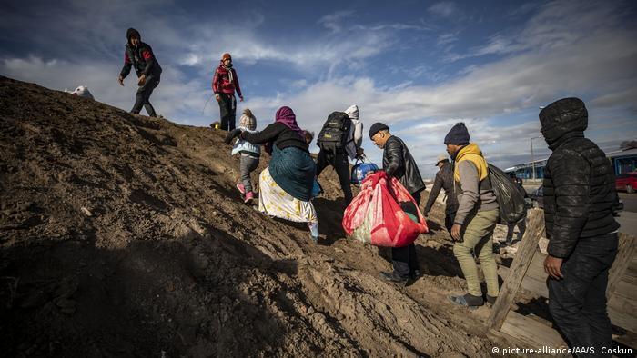 Türkiye'ye giriş yapan Afgan sığınmacı sayısı son dönemde artış gösteriyor.