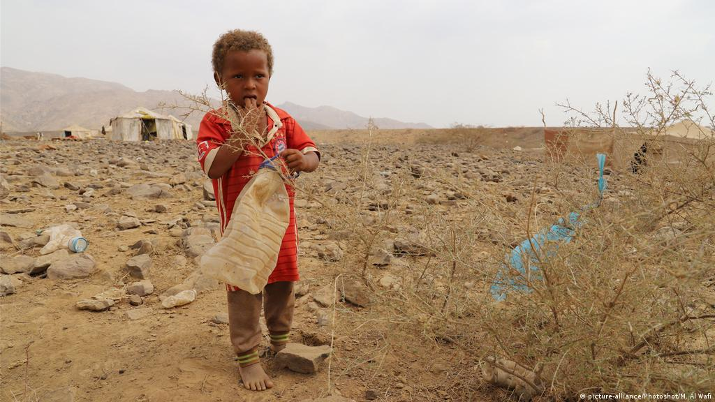 UN: Yemen on the verge of a ′catastrophic′ famine | News | DW | 20.11.2020