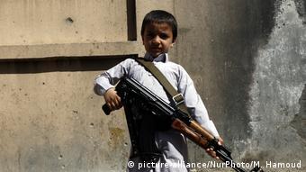 Jemen Versammlung Huthi Rebellen