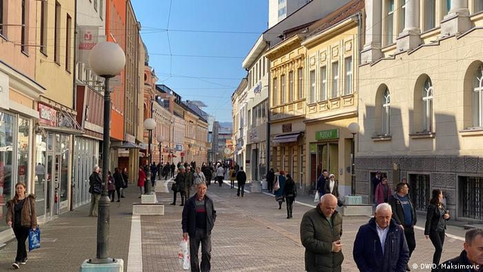 Bosnien und Herzegowina Coronavirus in Banja Luka
