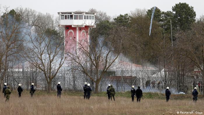 Crise na fronteira entre Turquia e Grécia é usada por Ancara para aumentar pressão sobre Bruxelas