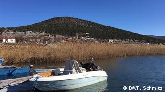 Süd-Balkan-Reise Minderheiten in Griechenland (DW/F. Schmitz)