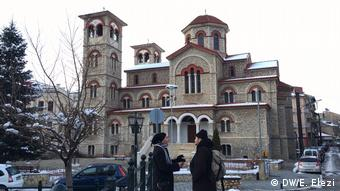 Süd-Balkan-Reise Minderheiten in Griechenland (DW/E. Elezi)
