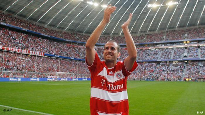 Flash-Galerie 110 Jahre FC Bayern München (AP)