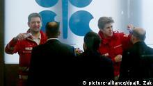 Österreich OPEC-Konferenz in Wien