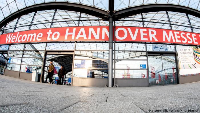 Hannover Messe, Jerman