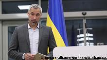 Ukraine Generalstaatsanwalt Ruslan Ryaboshapka