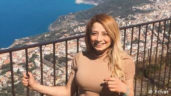 Milli sporcu Selin Şahin