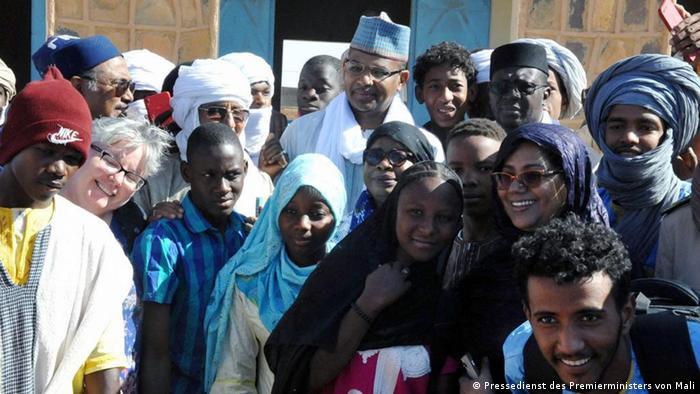 Le Premier ministre Boubou Cissé veut redynamiser la mise en œuvre de l'accord d'Alger de 2015
