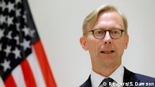 London Brian Hook US-Sonderbeauftragter für den Iran